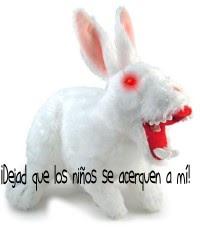 El Conejo que es Todo Amor