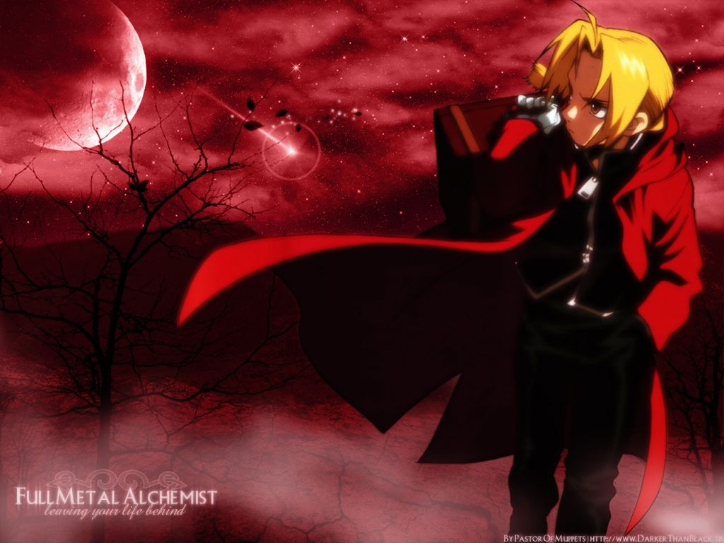 Full Metal Alchemist HD & Widescreen Wallpaper 0.383589282735051