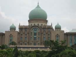 Putrajaya: The New Capital