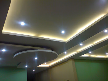 PLAFOND/CELLING DROP GYPSUM