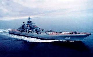 buque de la flota