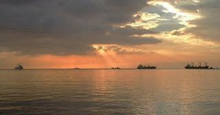 Filipino anchorage