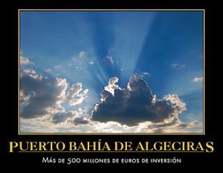 Más de 500 millones de euros de inversiónen el Puerto Bahía de Algeciras