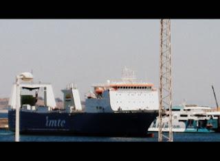 ro-ro Algeciras-Tanger Med