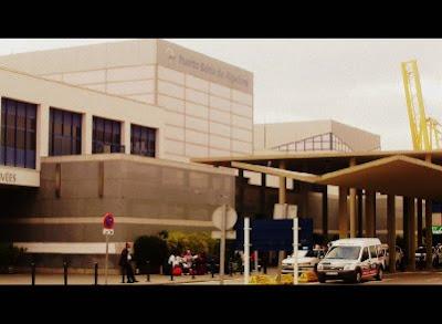 Estación marítima puerto Algeciras