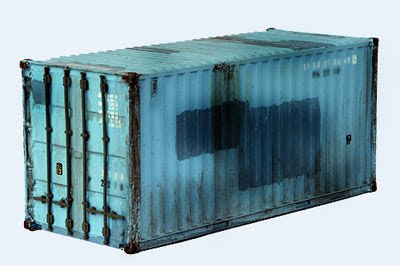 low cost containers