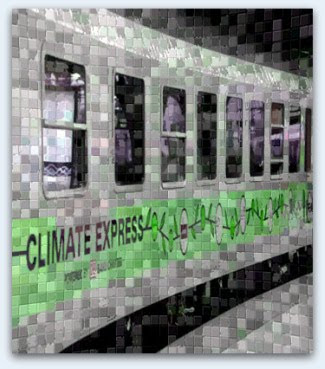 Climate Express Copenhague