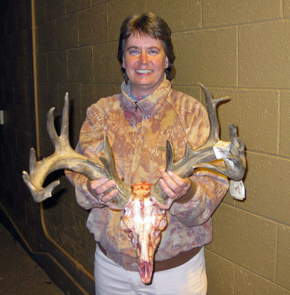 Jay scott outdoors wmat giant coues deer for Wmat game and fish