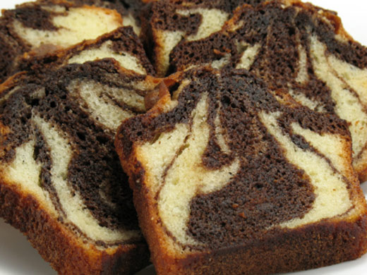 salt_the_spice_of_life: Romanian marble cake