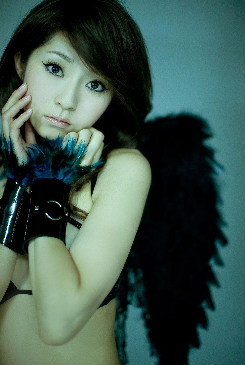 Black Angel Of Mika Orihara2 Denise Milani sexy butt show