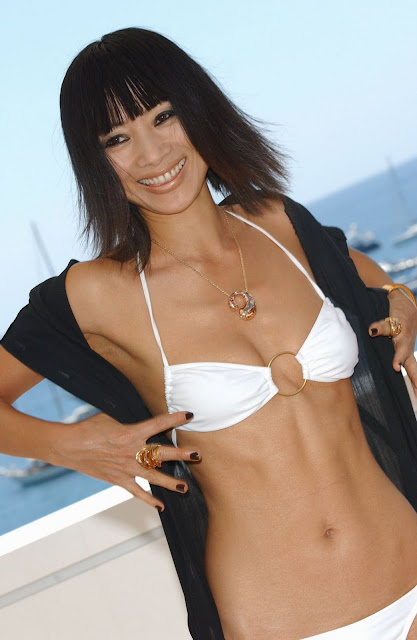 celebrity rehab bai ling. Bai Ling Pics in Bikini is