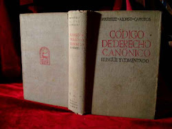 DERECHO CANONICO
