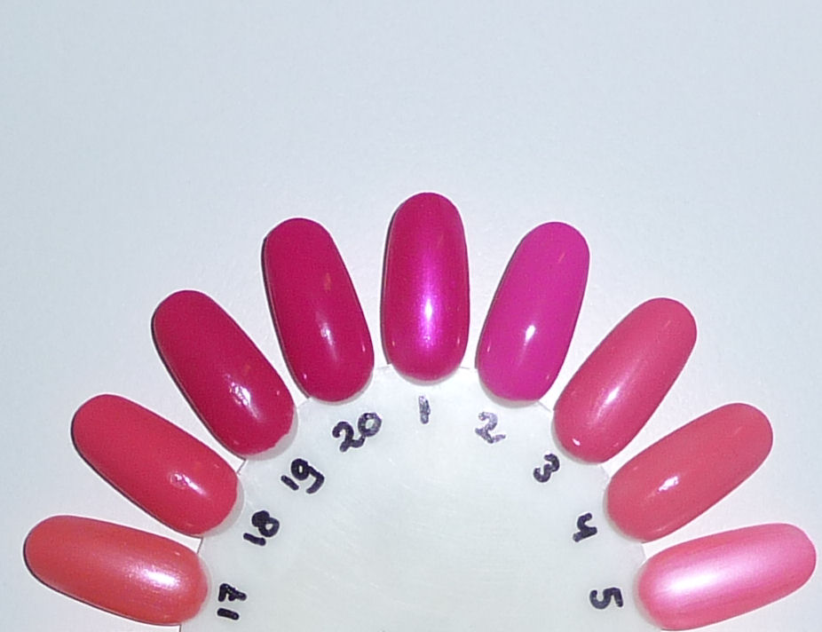 NailsByStephanie: Nail Display Wheels