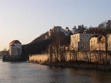 Passau, Germany in the Winter 2006
