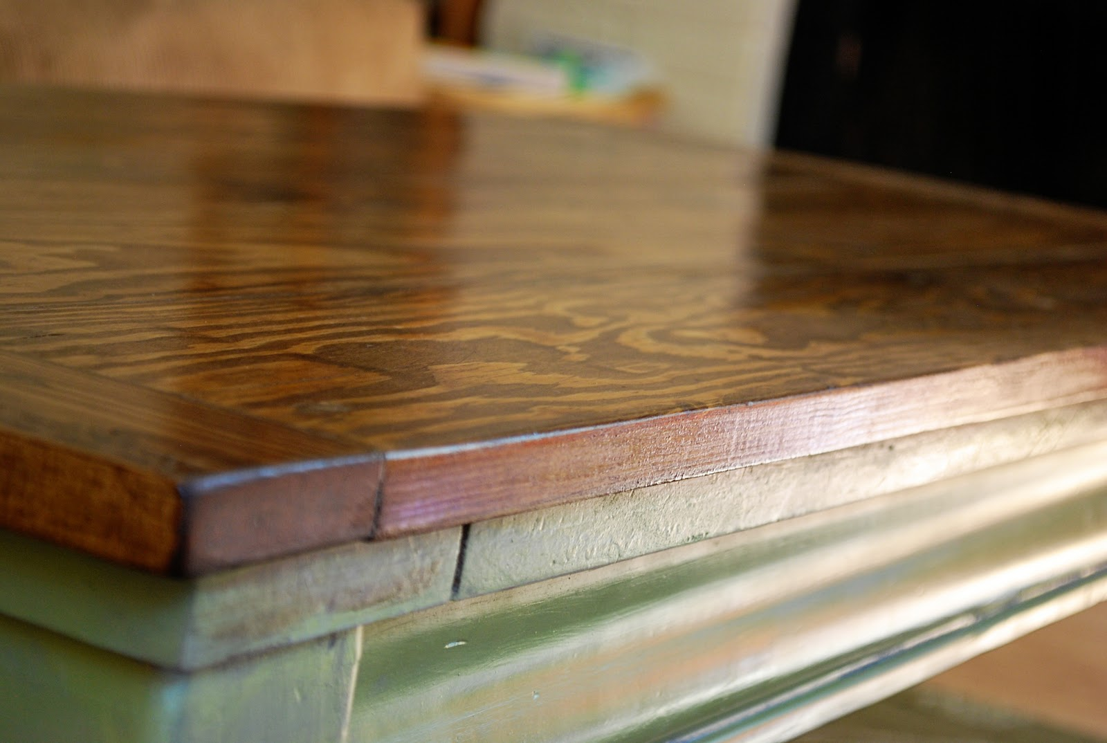 Clumsy crafter second chances for Coffee tables you can sit on