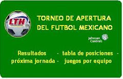 Sigue el futbol mexicano