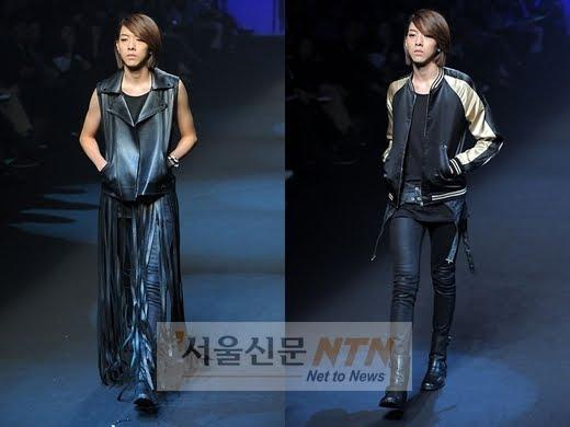 Lee Jeong Shin Seoul Fashion Week ! ♥ 2010102212877323741