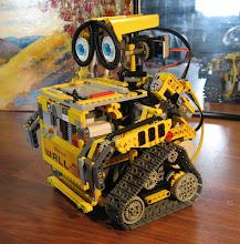 LEGO Wall-E NXT