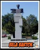 Statuia lui Bela Bartok