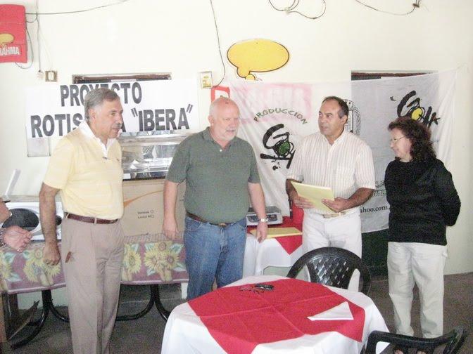 Municipalidad de goya micro emprendimientos la for Oficina empleo goya