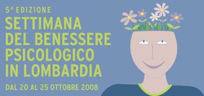 Settimana del Benessere Psicologico in Lombardia