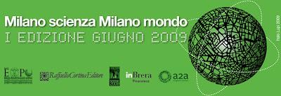 Milano Scienza Milano Mondo