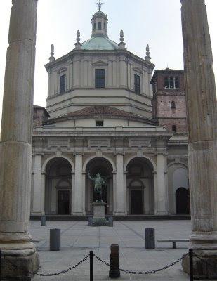 Basilica di San Lorenzo a Milano