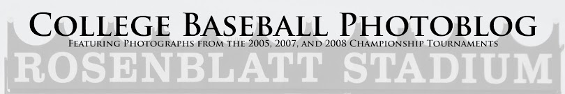 College Baseball Photoblog