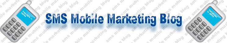 SMS Mobile Marketing Blog