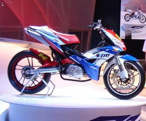 czmotard3 MODIFIKASI HONDA CS 1