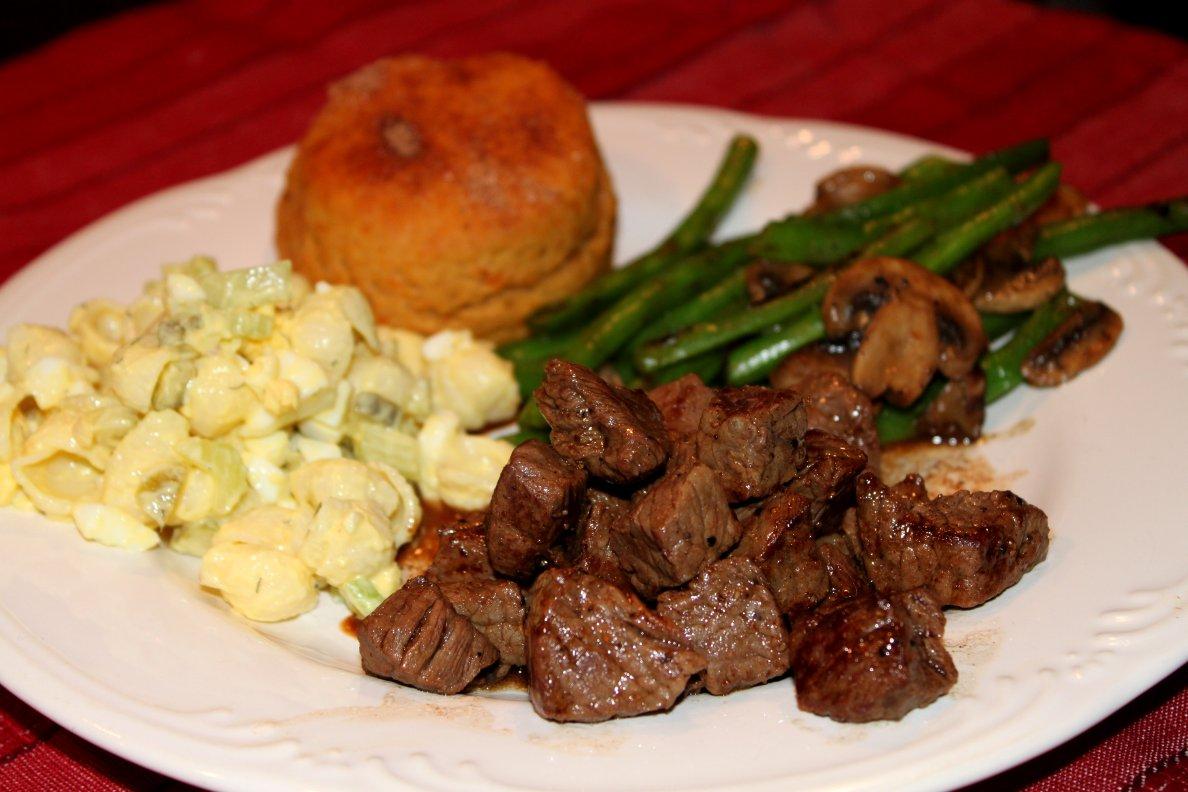 Steak Bites Recipes — Dishmaps