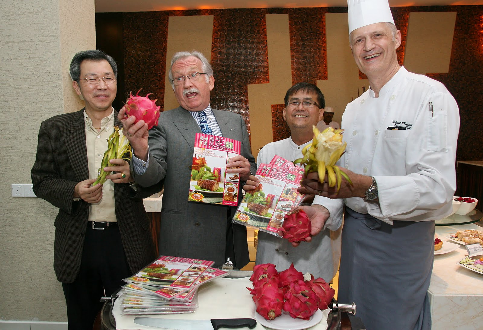 The Legand of the Dragon fruit in Malaysia
