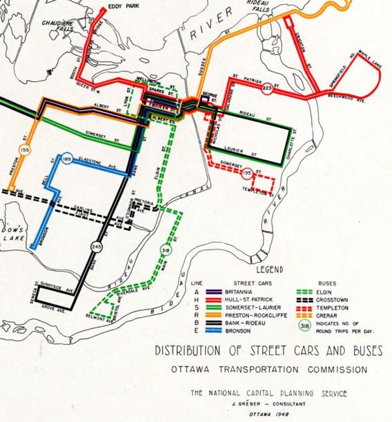 Bronson Trolley Bus  Urbsite