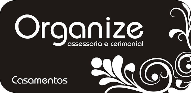 Casamentos Organize Produções e Eventos