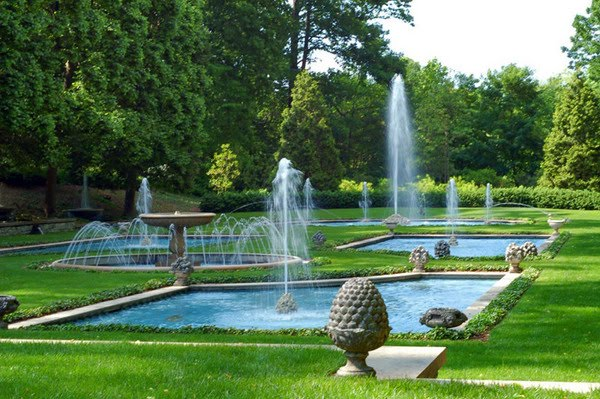 Setness Tours Day 3 Longwood Gardens Winterthur Museum