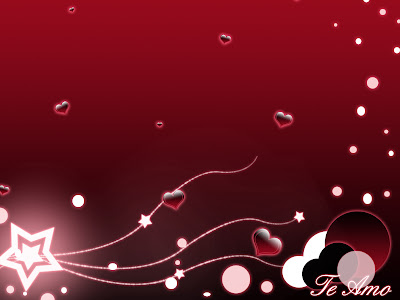 Animated Happy Valentines Day Wallpaper