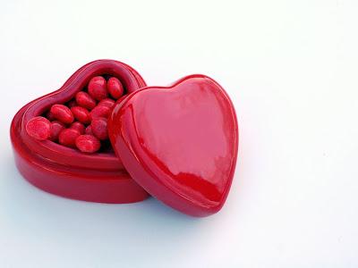 Valentine Candy Wallpaper