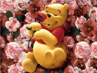 Winnie The Pooh Wallpaper For Valentines Day