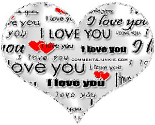 Saying I Love You With A Wallpaper