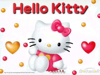 Hello Kitty Valentine Theme Wallpaper