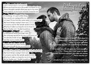 Wallpaper of Love Poem