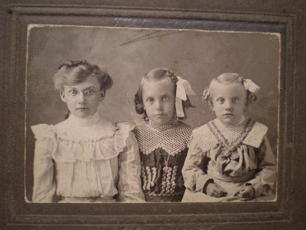 My grandma & her sisters