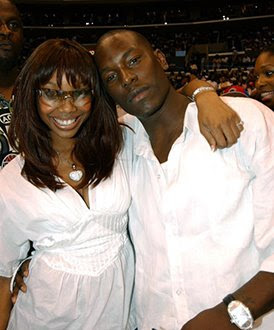 Chatter Busy: Tyrese Gibson Dating