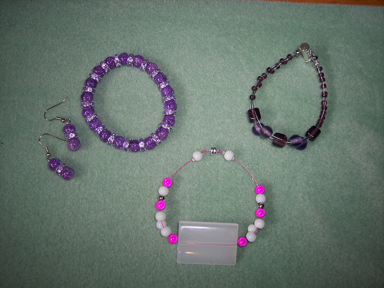 Méli Mélo de bracelets (juin09)