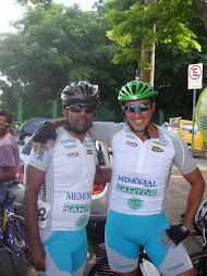 Ciclista Equipe Master Santos / Memorial / Prefeitura de Santos
