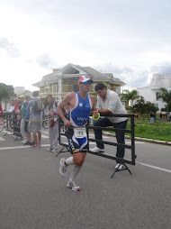 Santistas no Ironman 2009