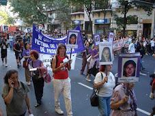 Campaña ni una mujer más víctima de las redes de prostitución