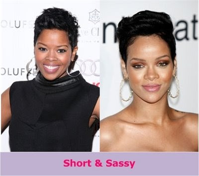 Malinda Williams and Rihanna