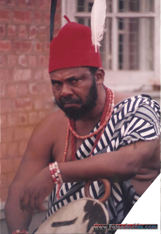 Pete Edochie Photo Veteran Nollywood Actor
