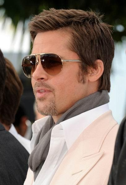 Brad Pitt Hair Loss. rad pitt hairstyles.
